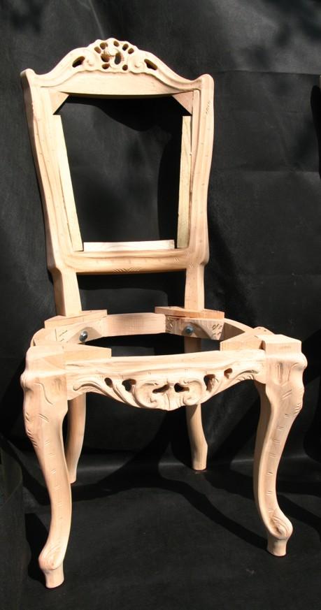 Upoznavanje antiknih stolica
